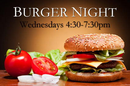 Burger Night - Wyckoff Country Club