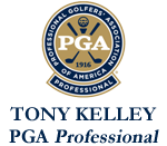PGA Professional - Tony Kelley