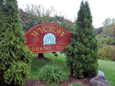 Wyckoff Country Club Golfing